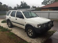Holden frontera 4wd wagon Paralowie Salisbury Area Preview