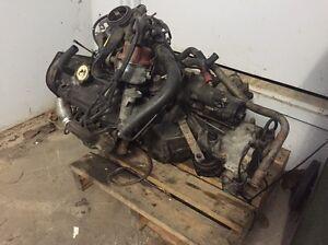 MightyBoy F5A Engine w/ manual gearbox Kiama Kiama Area Preview