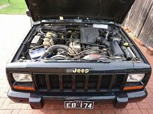 Jeep Cherokee XJ Limited Melbourne CBD Melbourne City Preview