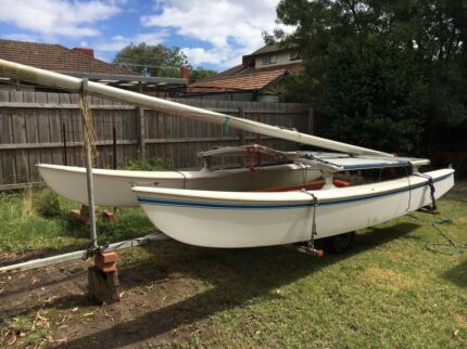 Hobie 16 catamaran
