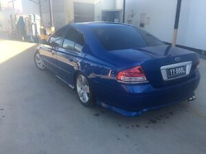 BF XR6 Ford Falcon Moorook Loxton Waikerie Preview
