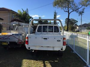 FORD COURIER TURBO DIESEL 4X4 Heckenberg Liverpool Area Preview