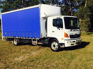 Hino Tautliner Maroota The Hills District Preview