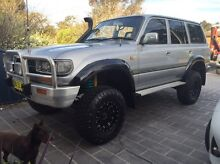 Landcruiser 80 series 1993 1fz Richmond Hawkesbury Area Preview