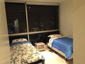 New Unit;  Bedroom for 2 , 3 people @ QV1 apartment  Central CBD Melbourne CBD Melbourne City Preview