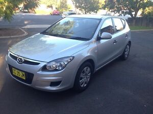2012 Hyundai i30 with low kms and excellent condition Dubbo Dubbo Area Preview