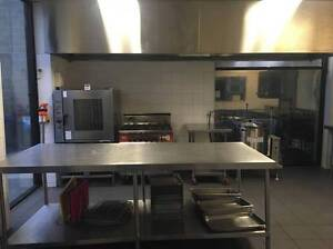 COMMERCIAL KITCHEN FOR RENT (FRIDAYS) Albert Park Charles Sturt Area Preview