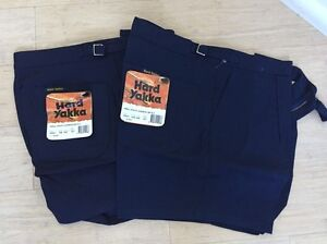 Hard yakka work shorts 92r - 2 pairs Ashfield Ashfield Area Preview