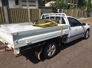 man with a UTE ( small removalist ) Darwin CBD Darwin City Preview