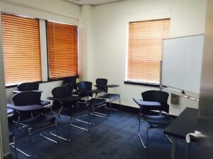 Training rooms for casual hire - hourly, daily & weekly basis Melbourne CBD Melbourne City Preview