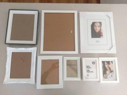 Ikea Ribba White Frame Picture Frames Gumtree Australia Glen