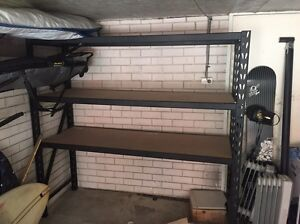 Heavy duty garage storage shelving Cronulla Sutherland Area Preview
