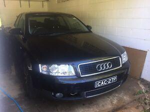 Audi A4s 2001 Cairns Cairns City Preview