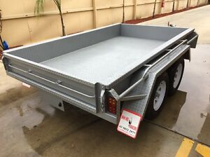 9x5 Heavy duty tandem (sliver) Swan Hill Swan Hill Area Preview