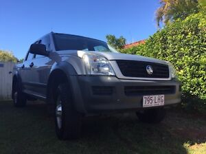 Holden Rodeo Dual Cab 2004 Taigum Brisbane North East Preview