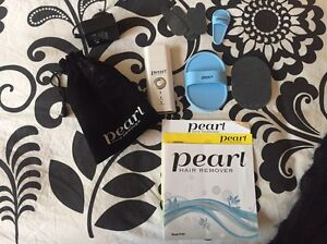 PEARL Hair Remover with Accessories USED ONCE! Helensvale Gold Coast North Preview