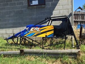 Wingless Sprint car chassis for sale Moonah Glenorchy Area Preview