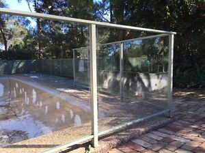Glass pool fencing St Ives Ku-ring-gai Area Preview