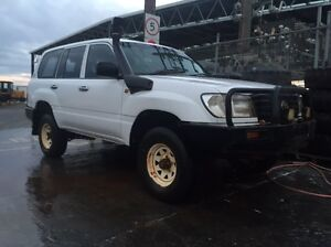 Landcruiser 105 2004 diesel 1hz Campbellfield Hume Area Preview
