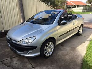 Peugeot 206 cc Henley Beach Charles Sturt Area Preview