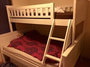 Gorgeous Double and Single Bunk Bed Currambine Joondalup Area Preview