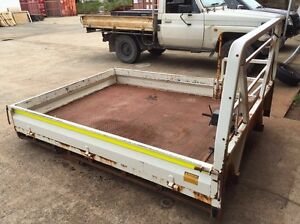 Landcruiser 79 steel tray Wangara Wanneroo Area Preview