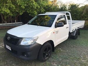 Toyota hilux work mate 2.7 2015 2x4 ute workmate Burpengary Caboolture Area Preview