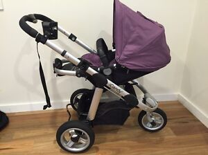ICandy Pram, bassinet and so many extras - over 2k new Seaforth Manly Area Preview