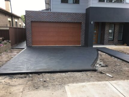 Footpath and driveway specialist