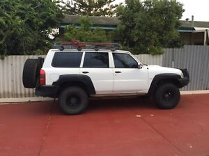 2006 Nissan Patrol GU DX Belmont Belmont Area Preview