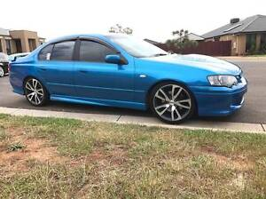 2004 BA XR8 HAS BEEN CONVERTED TO 6 SPEED MANAUL Melton West Melton Area Preview