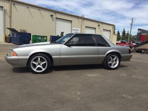 1992 Ford Mustang 5.0L V8