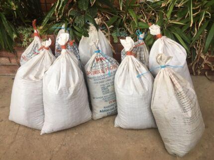 Delivered Bagged Organic Fertiliser - Sydney Area