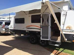 2013 Jayco Discovery Outback poptop in great condition! Maroochydore Maroochydore Area Preview
