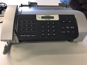 Canon Fax Machine BB22 Revesby Bankstown Area Preview