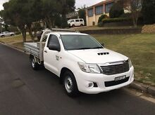 2012 Toyota hilux 3.0L turbo diesel McGraths Hill Hawkesbury Area Preview
