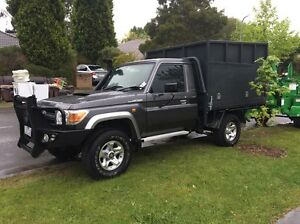 Land cruiser ute Rowville Knox Area Preview
