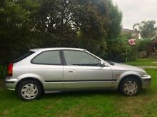 Honda Civic GLi Hatch 1997 cheap make offer Epping Whittlesea Area Preview