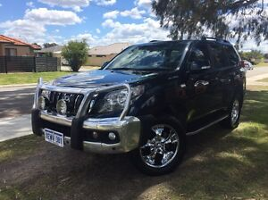 2010 TOYOTA LAND CRUISER VX PRADO WITH LOW 59000KM REDUCED TO SELL East Cannington Canning Area Preview