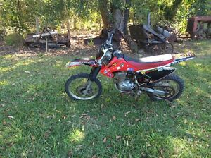 Honda crf 150f 2008 make an offer West Woombye Maroochydore Area Preview