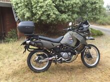 2010 KLR 650 South Morang Whittlesea Area Preview