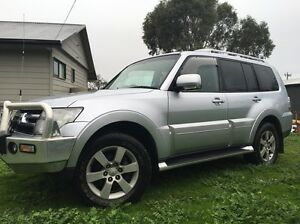 2008 Mitsubishi Pajero Anniversary Model Leather MANY EXTRAS Langwarrin South Frankston Area Preview