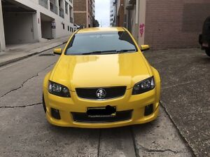 Holden commodore sv6 St Leonards Willoughby Area Preview