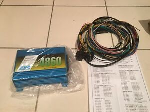 EMS 4860 ecu with loom Prestons Liverpool Area Preview