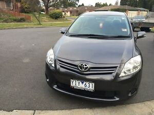 Toyota Corolla Rowville Knox Area Preview