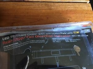 LED trailer lamp set brand new Bidwill Blacktown Area Preview
