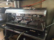 Cheap 3 Group High Cup Sanmarino Lisa Commercial Coffee Machine Marrickville Marrickville Area Preview