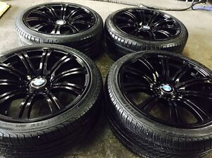 18 inch bmw rims&tyres 5x120 Dandenong Greater Dandenong Preview