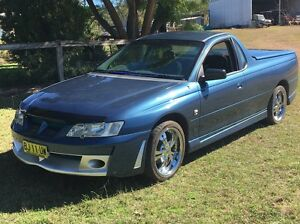 Holden Vy ute Scone Upper Hunter Preview