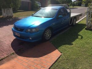 Ford ba xr6 turbo ute lowered leather interior unreg needs engine East Maitland Maitland Area Preview
